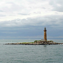 freetoedit nature ocen lighthouse