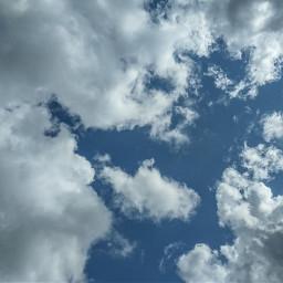 freetoedit sky blueskywithclouds nature naturephotography