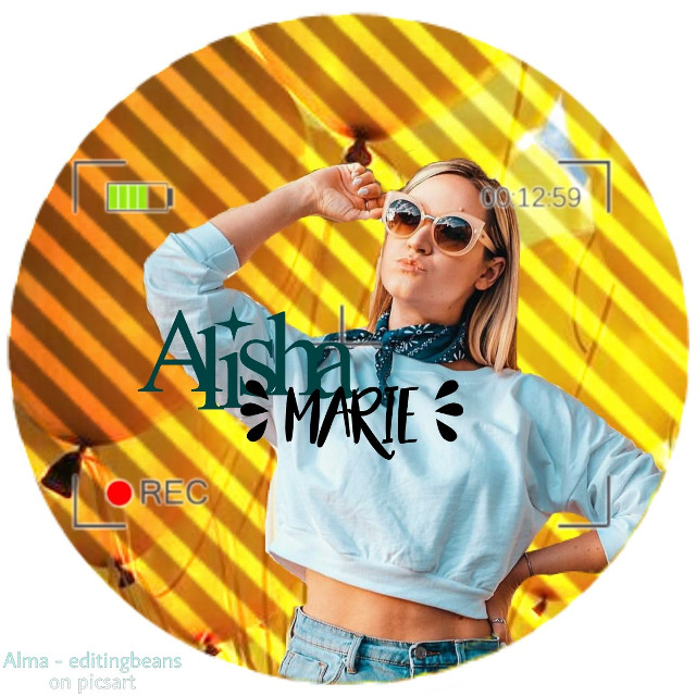 Remember that you can tell me if you want a Icon like this! ❤️ #alishamarie #freetoedit #alishamarieedits