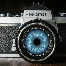 freetoedit camera eye blueeye