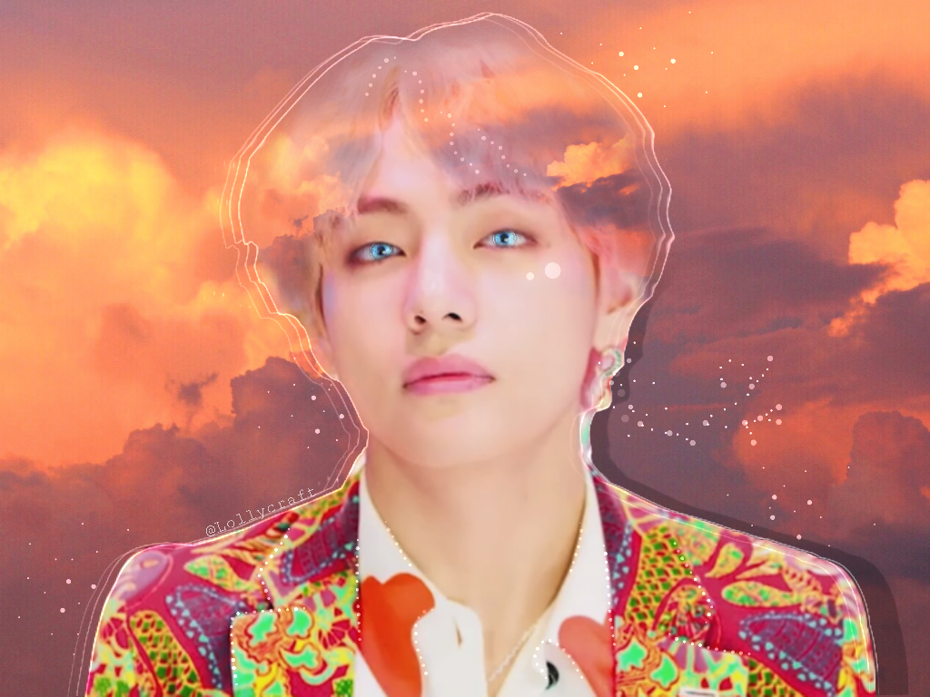 """Check out my new contest😆💙 -Details on the latest edit of Jimin(the one with the sunset over his face😂)   So this can be another example for #missingbodypartcontest    Edit:I'll just add the details about the contest here😂 so activate COPY-PASTE spell😆😂💙  -----🤔  So yeah... I came up with a really crazy idea for a contest😂  It's gonna be called #missingbodypartcontest 😂 (it sound so creppy😂😂 but that's the easiest way to describe it)   .   So what I meant was:  -the kpop idol shouldn't have a part of his body...  Like cover part of his/her face with flowers; or just cut it out(like ripped paper) ; or use some glitch effects that cut apart the sticker or use double exposure on his/her hair or sth  -just take this edit as an example - > the sun cut of part of his face (I'm so done with explaining 😂)   .   So yeah... You guys can participate with maximum 4 edits(I'm gonna make my life a complete hell with so many awesome edits to compare😂💙)  .   The deadline is 30th September. -I give you guys a lot of time because school is gonna start and all😢... Yeah... Sadly school is gonna start... Let's cry together.  .   Comment a """"🌄"""" if you are interested in participating 😊  .   If you have any questions about it just ask 😊  -----🤔  Hope you like it and maybe this will inspire you to participate 😉  #bts #taehyung #kimtaehyung #v #kpop #btsv  #freetoedit"""