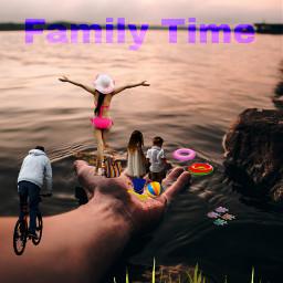 freetoedit remix familytime fun thankyouforsticker