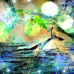 freetoedit ocean fantasy fantasyworld twoworlds ircwhalestail