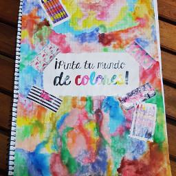 caratula booklover colorful