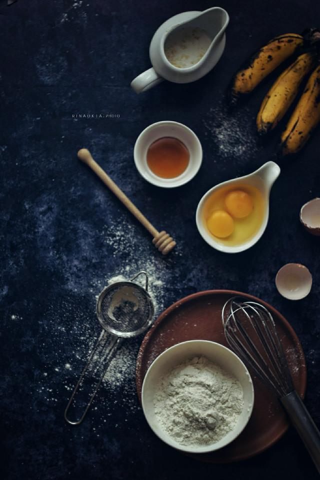 #messykitchen #kitchen #preparation #baking #bakingday #foodphotography