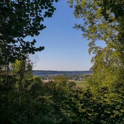 freetoedit landscape sky wood forest
