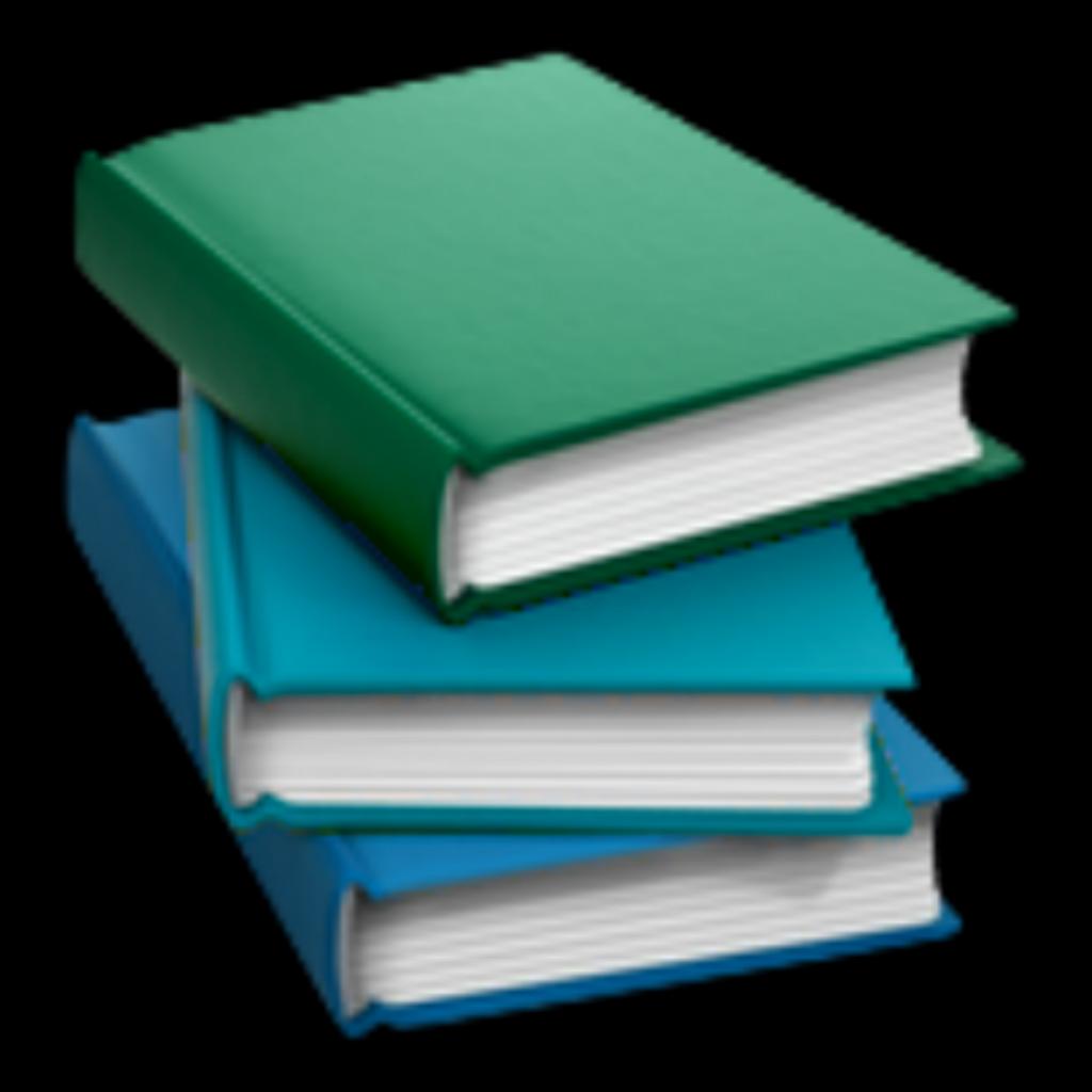 Emoji Apple Bleu Vert Blue Green Livre Book