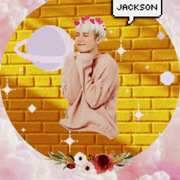 freetoedit jacksonwang jackson got7 ahgase