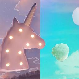 freetoedit unicornmagic unicorn unicornlover😍🦄 cottoncandy