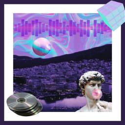 aesthetic vaporwave