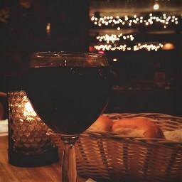 pccozycorner cozycorner wine bread bokeh freetoedit