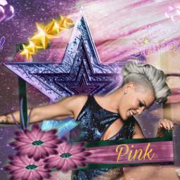 freetoedit pink pinksinger pinkbirthday