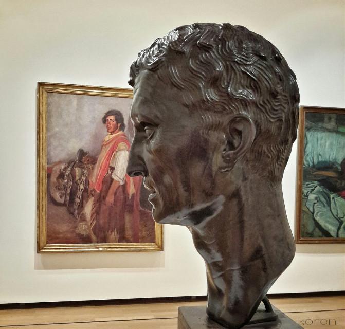 #freetoedit #museum #art #museum bellasartesargentina #sculpture #headsculpture #argentinart  #picturesart