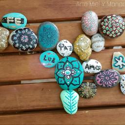 piedraspintadas piedrashechasamano cactuslovers cactus