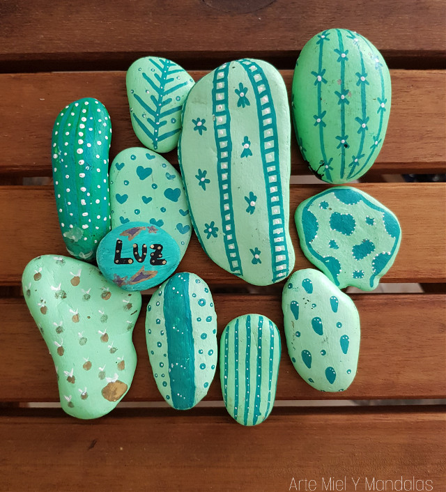 #piedraspintadas #piedrasdeespaña #cactus #cactuslover #verde
