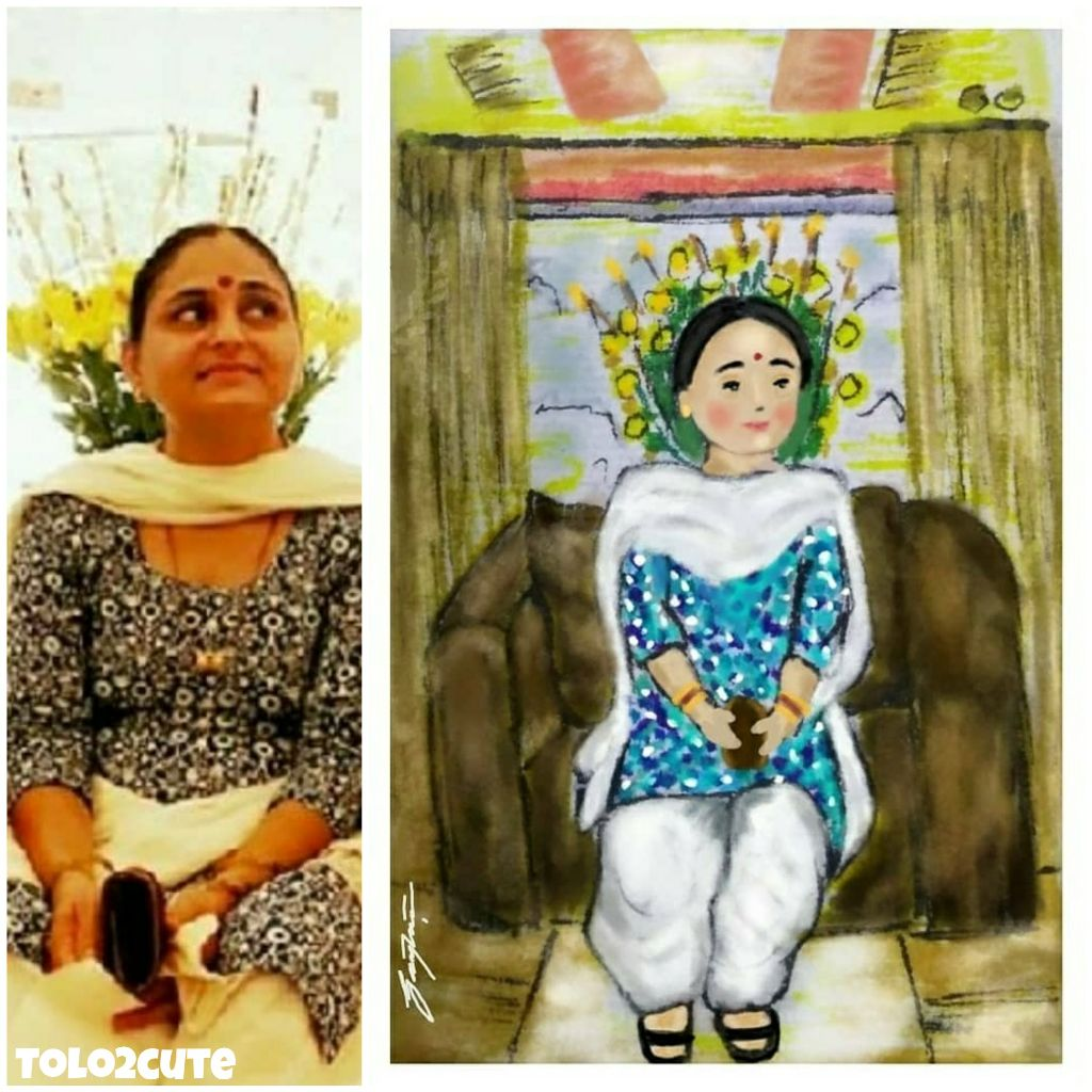 My Mom Is My World  #mother #drawing #art #caricature #beautiful #scribble #cartoon #cute #kawaii #kawaiicute  #freetoedit #mom #love #art #artist #artoftheday #drawn #drawing #sketch #indian #india #fashion