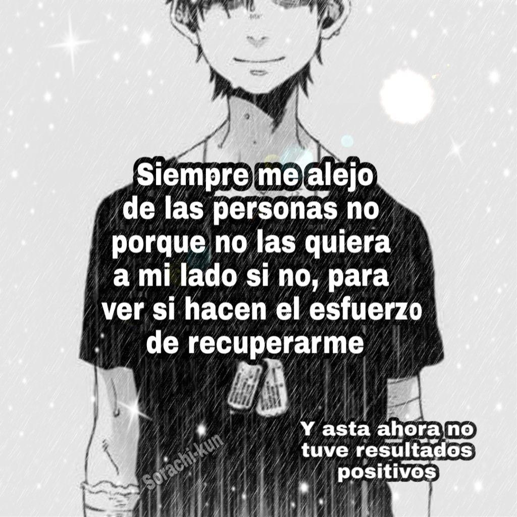 Anime Sad Frases Frasesanime Foreveralone Antisocial