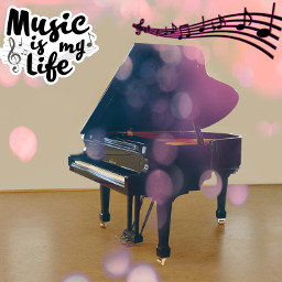 freetoedit lorisdailyinspiration musicnotes piano musician