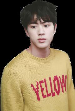 bts jin seokjinstickers kpop freetoedit