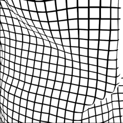ftestickers grid perspective lines black