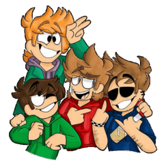 eddsworld tom tord matt edd