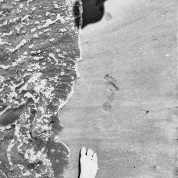 calma relax blckandwhite playa pasos
