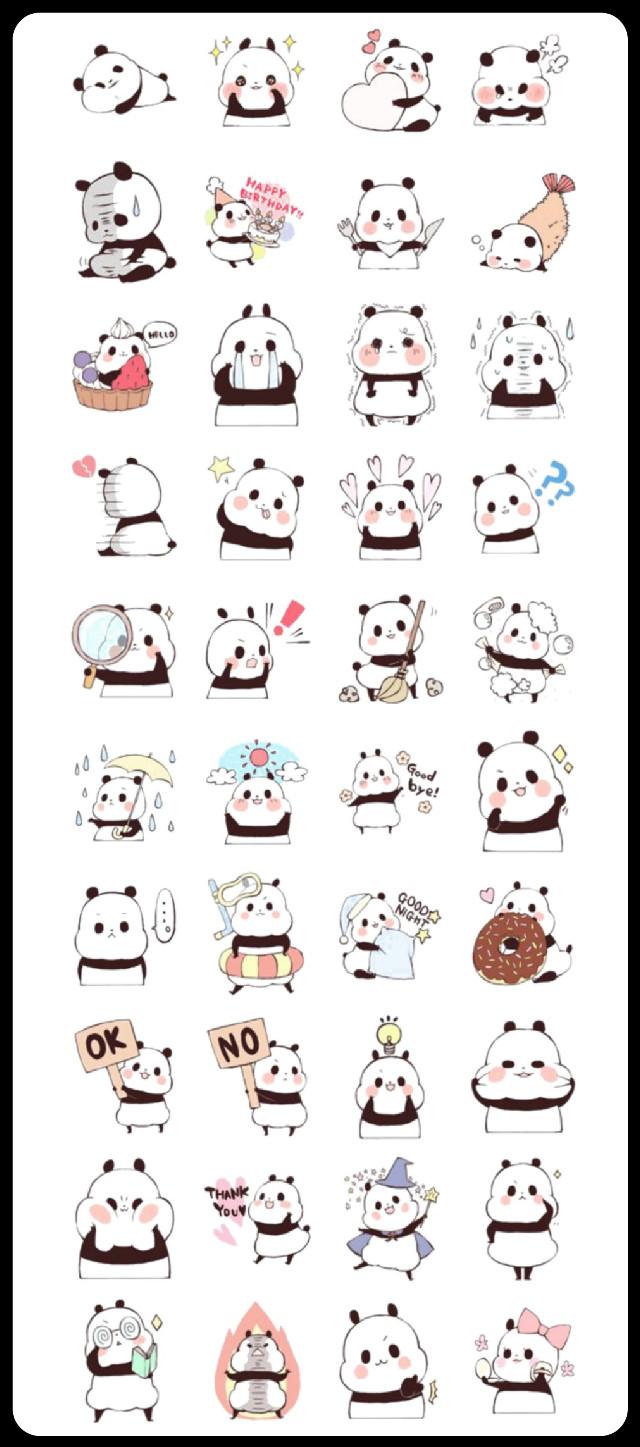 #background #wallpaper #pandas #emoticons #cute #bordertool  #myedit #madewithpicsart  #freetoedit