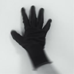 myphotography hand gloves blackandwhite interesting freetoedit