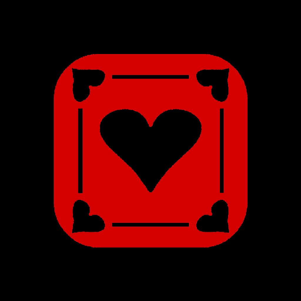 #mq #red #heart #hearts #square