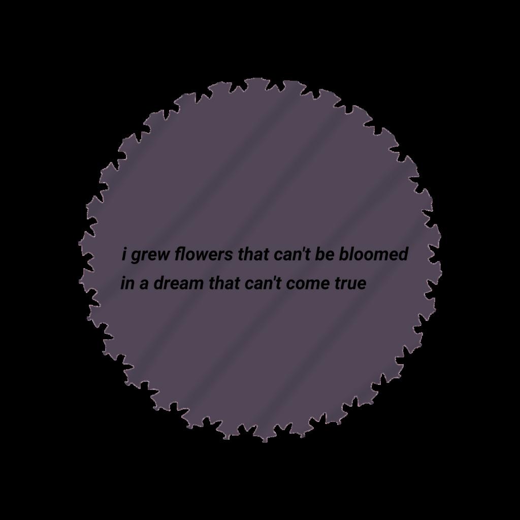 #flowers #aesthetic #purple #cercle #circle