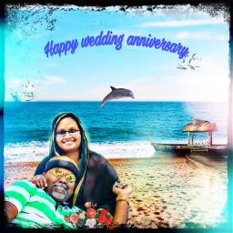 weddinganniversary special brotherandsister freetoedit