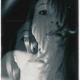 selfportrait doubleexposure