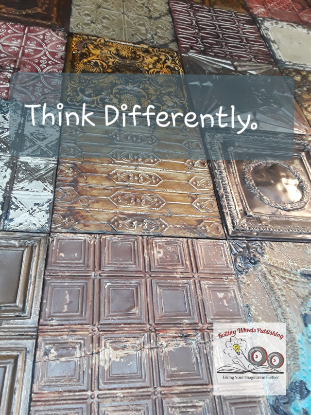 #different #uniquelydope #becreative #thinkfreely