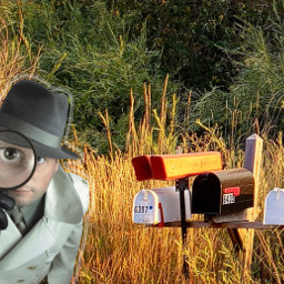 freetoedit spy detective mailboxes