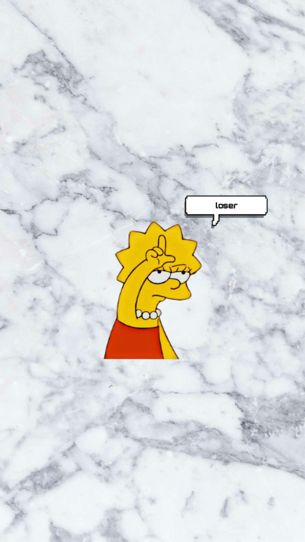 Download 680 Koleksi Wallpaper Tumblr Lisa Simpson HD Paling Keren