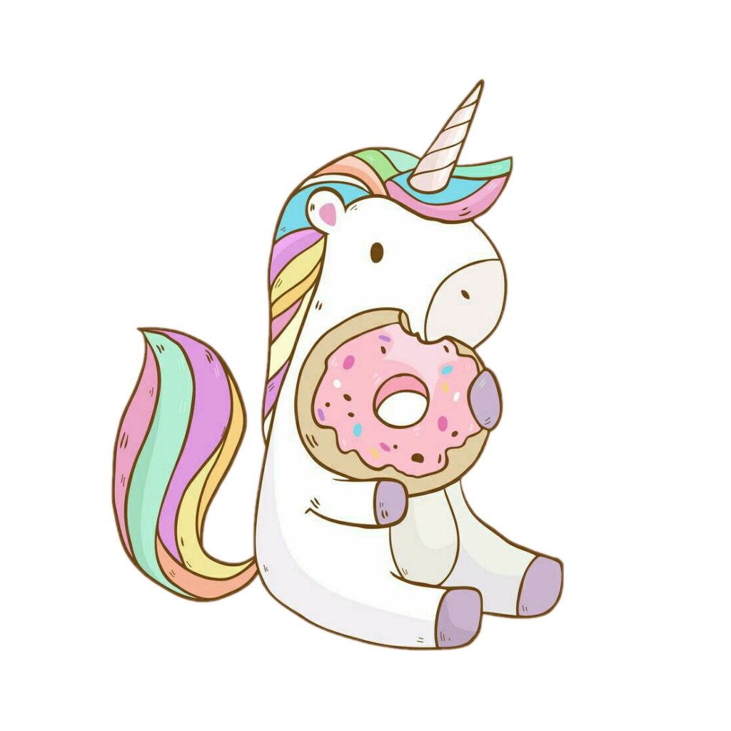 Tumblr Kawaii Cute Unicorn Unicornio Adorable Dulce
