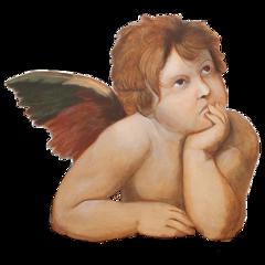 thesistineofmadonna angel fineartfriday freetoedit