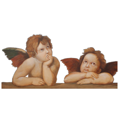 fineartfriday angels raphael freetoedit