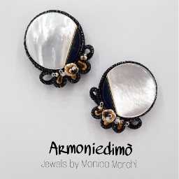 bijoux orecchini handmade madeinitaly earrings
