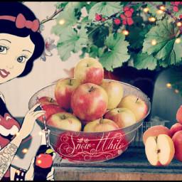 freetoedit apple🍎 snowwhite apples apple