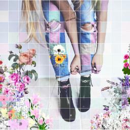 freetoedit flowers ircdefinitelydenim definitelydenim