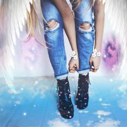 angel freetoedit ircdefinitelydenim definitelydenim