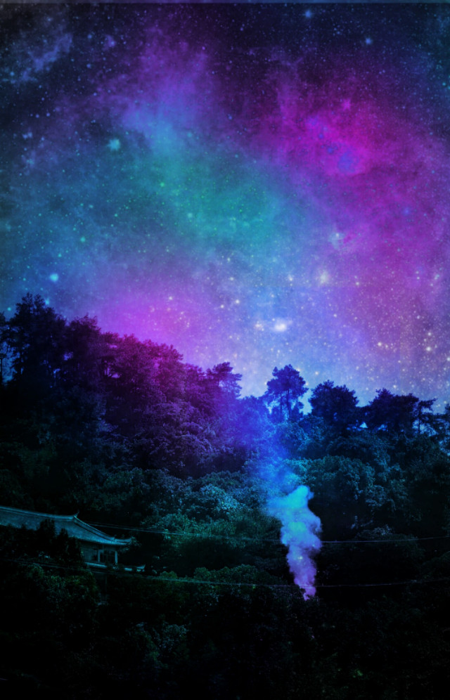 This edit is just a background type thing #freetoedit #galaxyedit #galaxybackground #colorfulbackground