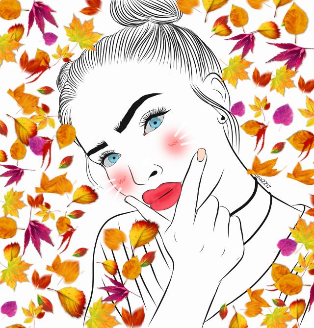 #freetoedit #fall #autumn #leafs