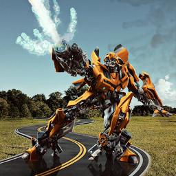 freetoedit transformer transformers bumblebee bee