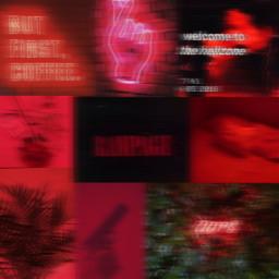 red wallpaper aesthetic redaesthetic freetoedit