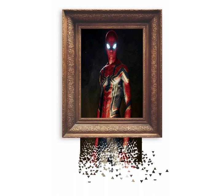 Mr. Stark I don't feel so good!~ 😭 #freetoedit #avengers #avengersinfinitywar #avengersinfinitywarmeme #spiderman #funny #art