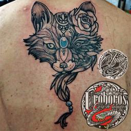 tattoo tatuaje zorro fox animal