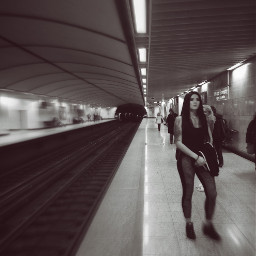 stratoula greece subway streetphotography athens