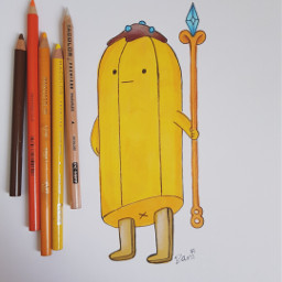 guarded bananaguard adventuretime cartoonnetwork freetoedit